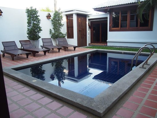 The Nest Samui: Swimming pool