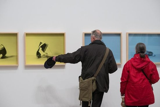 Open Eye Gallery: A LECTURE UPON THE SHADOW, 7 DEC 2012 - 17 FEB 2013