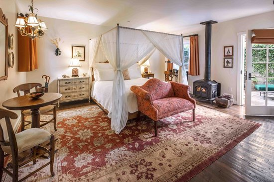 San Ysidro Ranch, a Ty Warner Property: Guest Cottage