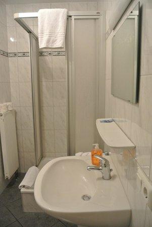 Hotel CityInn: ванная