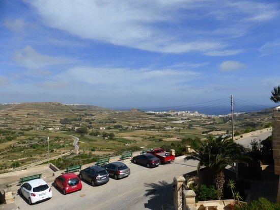 Cornucopia Hotel: de omgeving