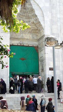 The Great Mosque: Bursa Ulucami 1399