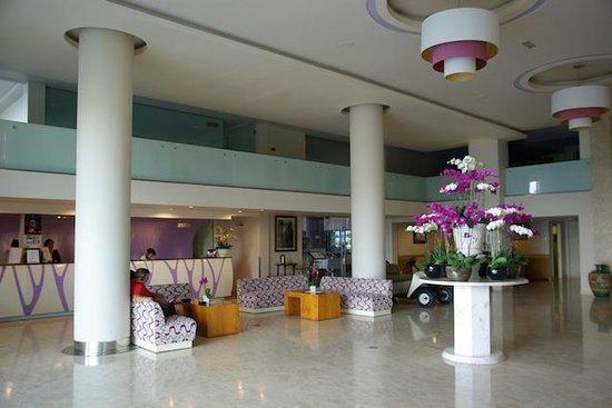 Ngoc Lan Hotel: réception