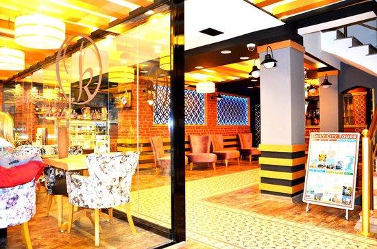 Best Nobel Hotel: lobby