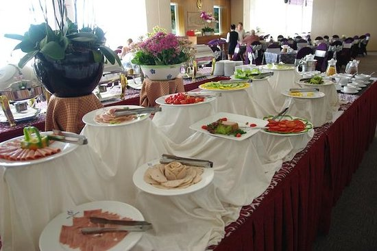 TTC Hotel Premium - Ngoc Lan: buffet petit déjeuner