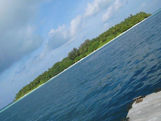 Biyadhoo Island Resort : Biyadhoo Insel