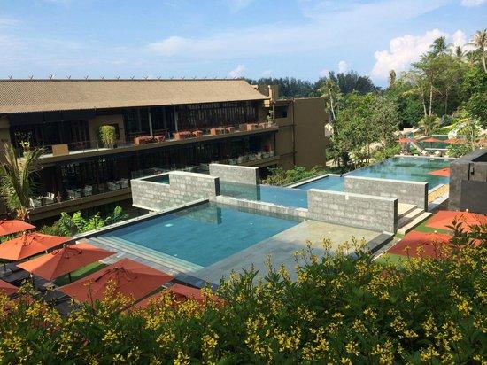 Sunsuri Phuket: Pools