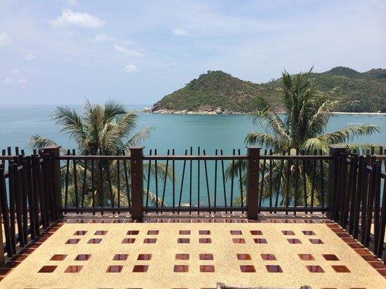 Panviman Resort - Koh Pha Ngan: View from room 508.