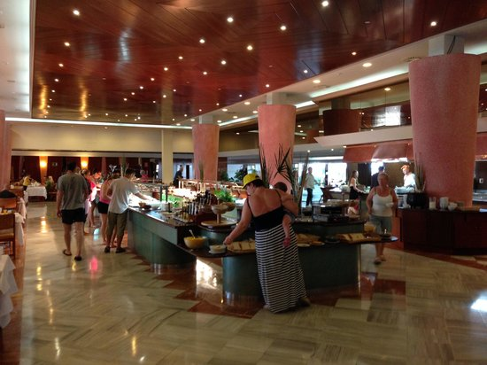 Be Live Experience Playa La Arena: Buffet