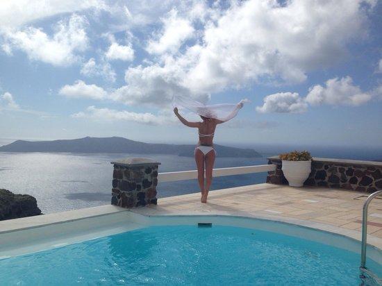 Tholos Resort: ❤️