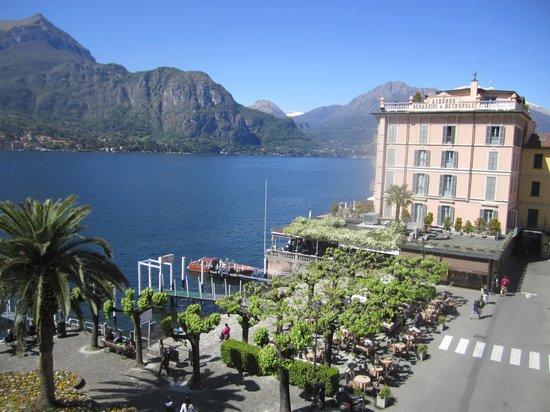 Hotel Excelsior Splendide: Utsikten från rum 20