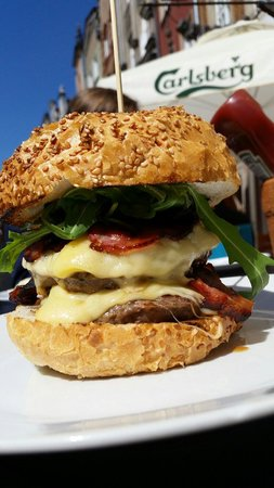Original Burger: Fast boy