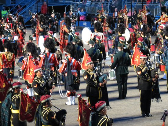 The Royal Edinburgh Military Tattoo: Military Tatoo