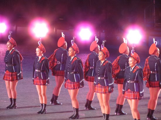 The Royal Edinburgh Military Tattoo: Military Tatoo 3