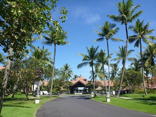 Pan Pacific Nirwana Bali Resort : Pool-Park