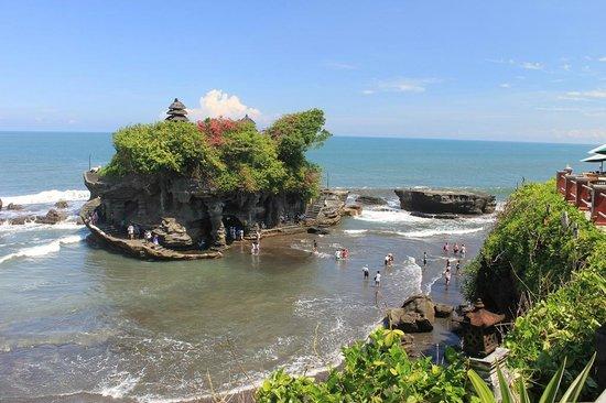 Pan Pacific Nirwana Bali Resort: Tannah Lot