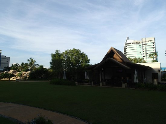 Radisson Blu Cebu : The Pool Bar