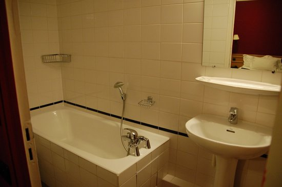 Paris France Hotel: Ensuite