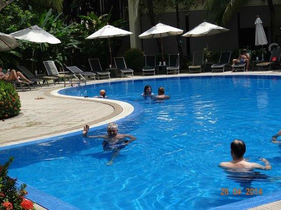 ibis Phuket Patong: Сам бассейн