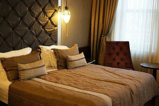Levni Hotel & Spa: deluxe room