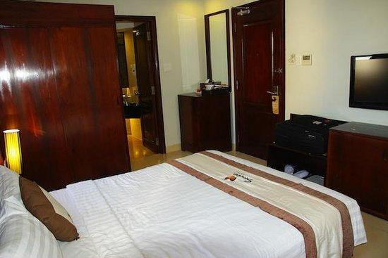Sanouva Saigon Hotel: chambre 504
