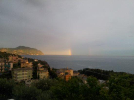 Agriturismo Le Pale : splendido arcobaleno
