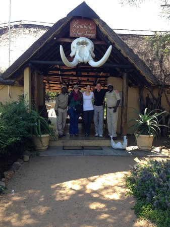 Kambaku Safari Lodge : Thank you Kambaku for a lovely stay