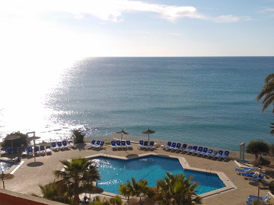 Servigroup La Zenia: Yiew from room 318