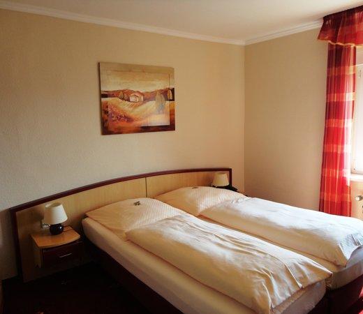 Berghotel Wilhelmsburg: Zimmer