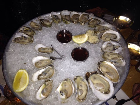 Jeffrey's : Great oysters!