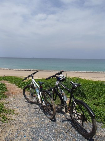 Layana Resort and Spa : Bikes free to use