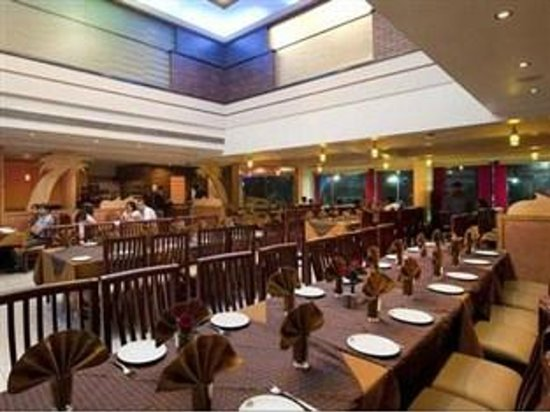 Hotel Shri Ram Excellency: RECIPE RESTAURANT