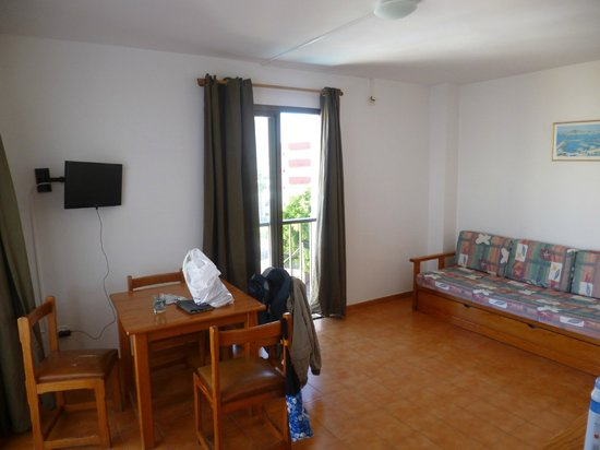 Apartaments Es Canto Bossa: salon
