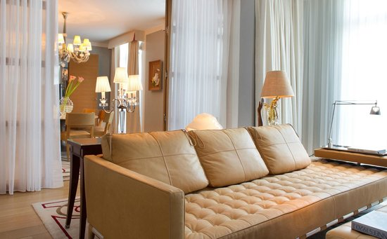 Le Royal Monceau-Raffles Paris: Le Royal Monceau Raffles Paris - Presidential Suite - Seating Area