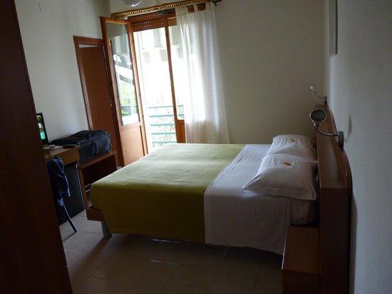 Hotel La Coccinella: Zimmer