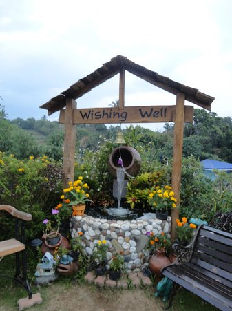 wishing well picture of puzzle mansion bed breakfast tagaytay