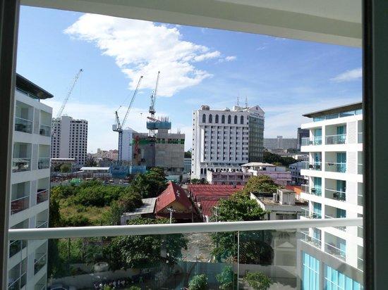 Centara Pattaya Hotel: view