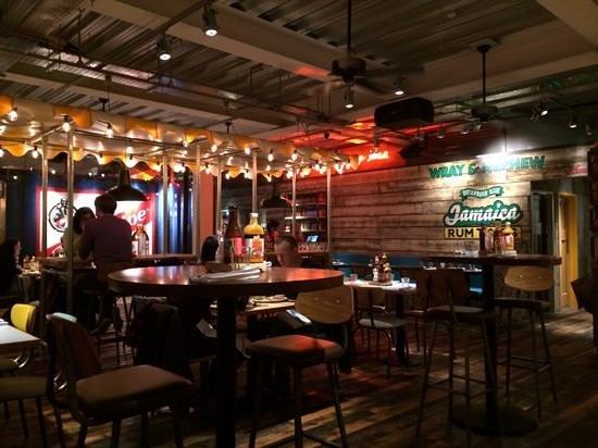 Turle Bay Restaurant Birmingham