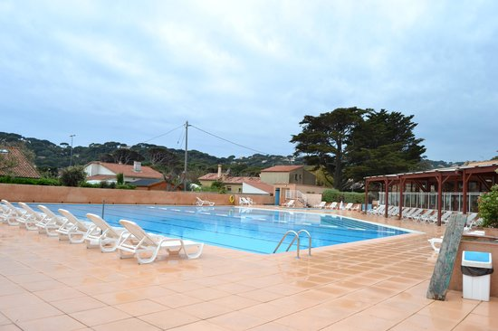 VVF Villages/VTF Sainte-Maxime : La piscine