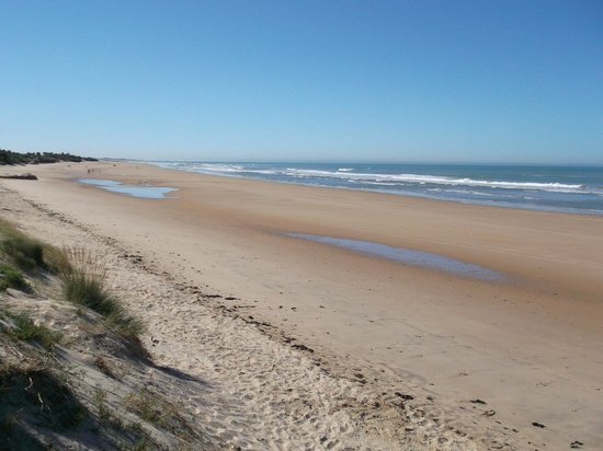 Playaballena Spa Hotel: Strand vor der spanischen Invasion