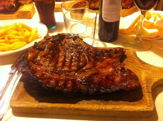 Restaurante El Rancho: que bueno!