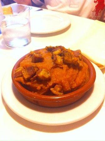 Restaurante El Rancho: no os las perdais