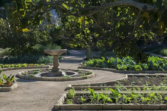 San Ysidro Ranch, a Ty Warner Property: Chef's Garden