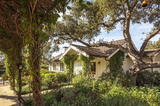 San Ysidro Ranch, a Ty Warner Property: Hydrangea special events cottage
