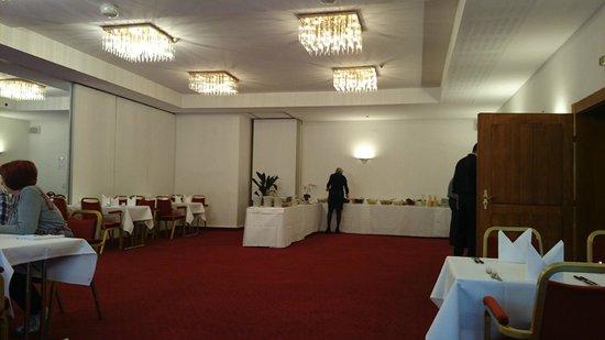 Hotel Bad Herrenalb : Speisesaal