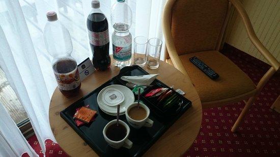 Hotel Bad Herrenalb : Teeservice