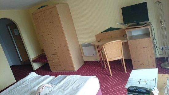 Hotel Bad Herrenalb : Zimmer