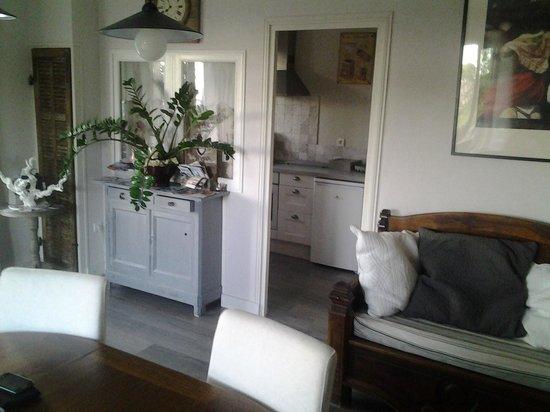 Le Clos du Jas : il soggiorno