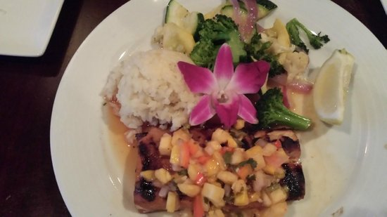 DiamondHead Beach Resort: Mahi Mahi at Chloe's