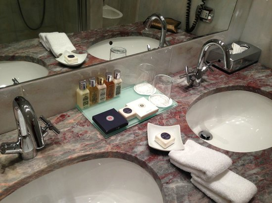 Boscolo Budapest, Autograph Collection: toiletries